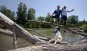 Rafting  -  Spust rijekom Dravom