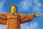 Azurna obala, Karneval u Nici i festival limuna u Mentonu