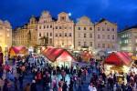 Advent u prijestolnicama srednje europe, zlatnom Pragu, Beču i Bratislavi